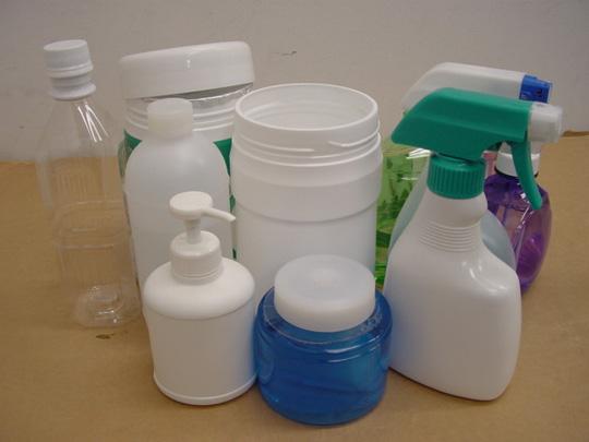 "Blow Mold Plastic Products"" San-Ai Corporation, U S A"
